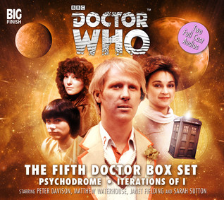 The Fifth Doctor Box Set  by  Jonathan Morris