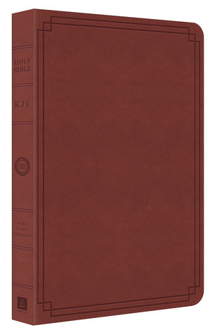 KJV Thin Line Flexible DiCarta  by  Barbour Publishing, Inc.