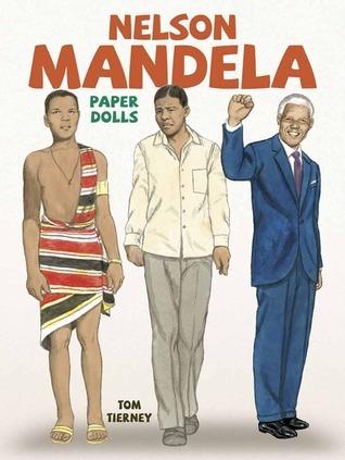 Nelson Mandela Paper Dolls Tom Tierney