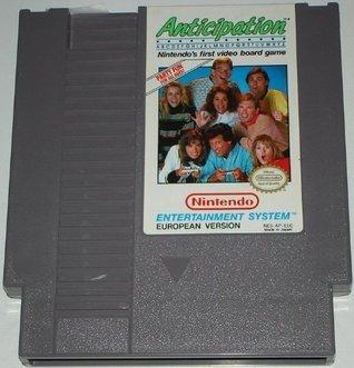 NINTENDO NES: ANTICIPATION Nintendo