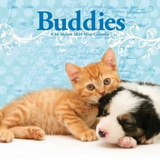 Buddies 2014 Mini Calendar  by  NOT A BOOK