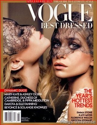 Vogue Best Dressed, Special Edition Issue Anna Wintour