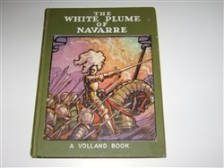 The white plume of Navarre  by  Russell Gordon Carter