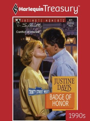 Badge Of Honor  by  Justine Davis