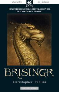 Brisingr (Arven #3)  by  Christopher Paolini