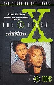 Tooms (The X-Files: Middle Grade, #4)  by  Ellen Steiber