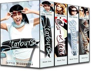 Star Series Box Set (Star Series, #1-4)  by  Jettie Woodruff