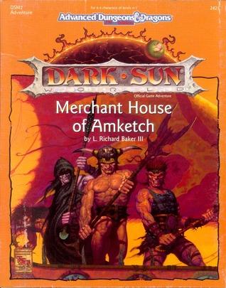 Merchant House of Amketch L. Richard Baker