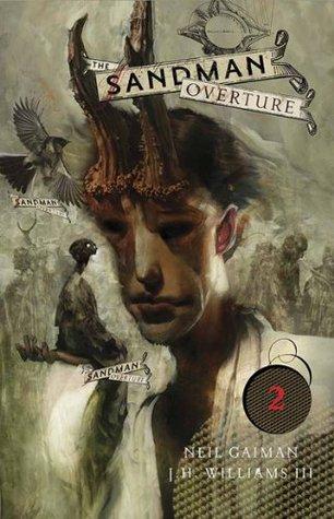 SANDMAN OVERTURE #2 (OF 6) CVR B 1st printing  by  Neil Gaiman