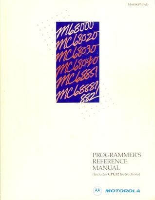 M68000 Family Programmers Reference Manual Motorola
