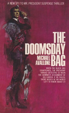 The Doomsday Bag (Ed Noon Mystery)  by  Michael Avallone