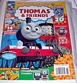 Thomas & Friends Magazine (October/November 2011) Britt Allcroft