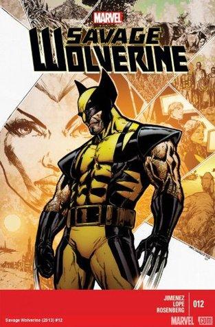 Savage Wolverine #12  by  Phil Jimenez
