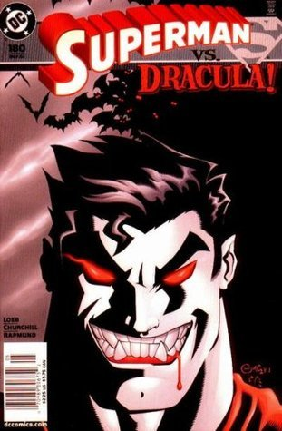 Superman 180 - The House of Dracula (1987) Jeph Loeb