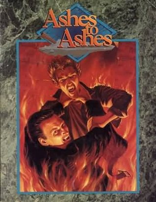 Ashes to Ashes : A Story for Vampire Stewart Wieck