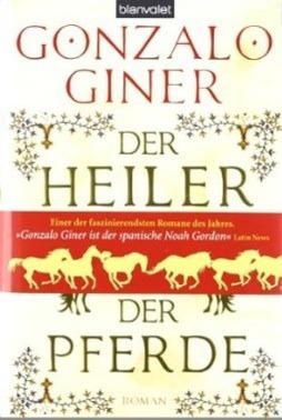 Der Heiler der Pferde  by  Gonzalo Giner