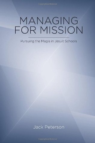 Managing For Mission Jack Peterson
