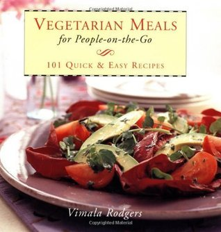Vegetarian Meals On The Go (Gift Books) Vimala Rodgers