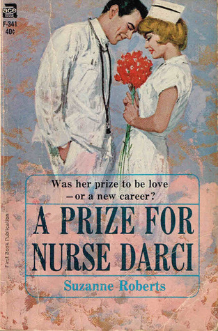 A Prize for Nurse Darci  by  Suzanne Roberts