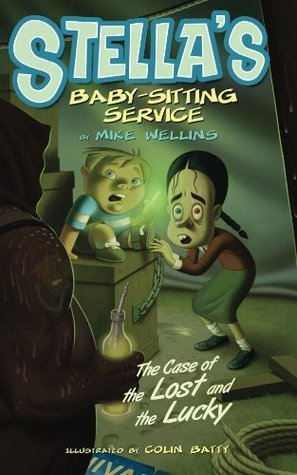 Stellas Baby-Sitting Service  by  Mike Wellins