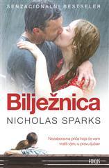Bilježnica  by  Nicholas Sparks
