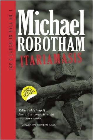 Įtariamasis Michael Robotham
