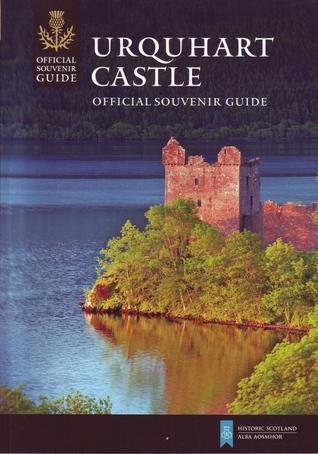Urquhart Castle: Official Souvenir Guide  by  Kirsty Owen