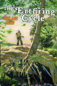 The Erthring Cycle: The Memoirs of Alcheringia / The Master of Norriya / The Gaian Expedient  by  Wayland Drew