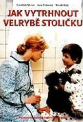 Jak vytrhnout velrybě stoličku  by  Marie Poledňáková