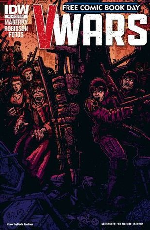 V-Wars #0: Free Comic Book Day Special  by  Jonathan Maberry