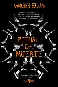 Ritual de muerte  by  Warren Ellis