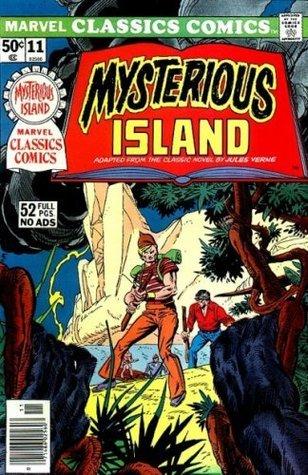 Marvel Classic Comics #11 Mysterious Island (1976) (VOL. 1)  by  Dan Adkins