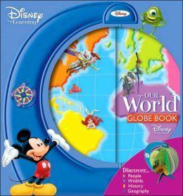 Our World Globe Book Maureen Hunter-Bone