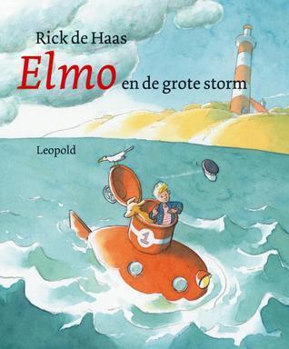 Elmo en de grote storm  by  Rick de Haas