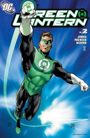 Green Lantern #2 Geoff Johns