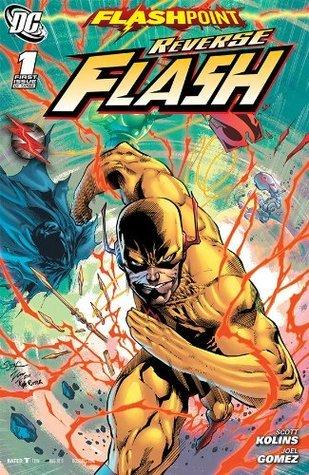 Flashpoint: Reverse Flash #1  by  Scott Kolins