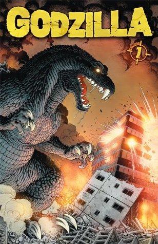 Godzilla, Volume 1 (Godzilla #1-4)  by  Duane Swierczynski