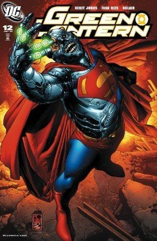 Green Lantern #12  by  Geoff Johns