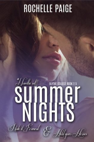 Summer Nights (Blythe College, #2.5)  by  Rochelle Paige