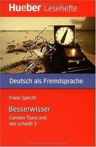 Besserwisser: Carsten Tsara und das scharfe S  by  Frany Specht