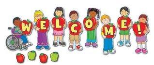 Carson Dellosa Welcome Bulletin Board Set (110046)  by  Carson-Dellosa Publishing