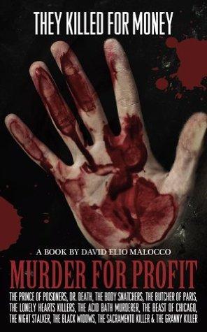 Murder for Profit  by  David Elio Malocco