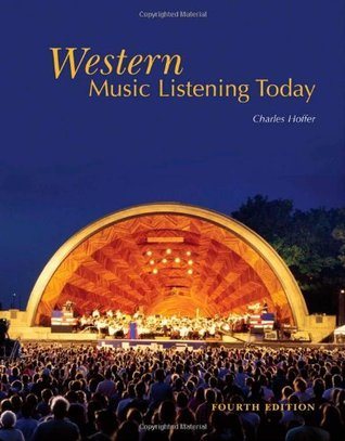 Western Music Listening Today [With 2 CDs and Access Code]  by  Charles R. Hoffer
