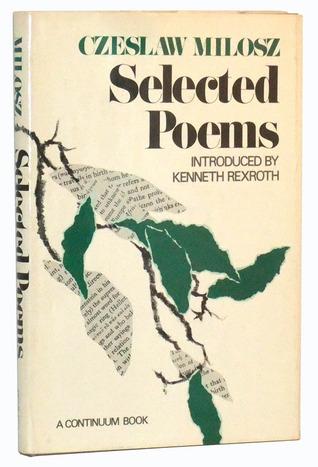 Czeslaw Milosz: Selected Poems  by  Czesław Miłosz