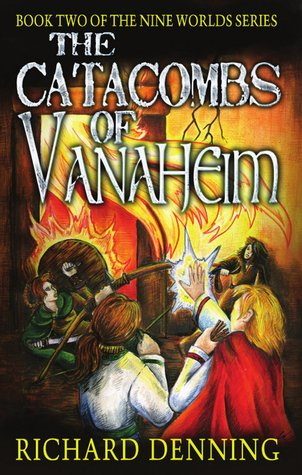 The Catacombs of Vanaheim  by  Richard Denning