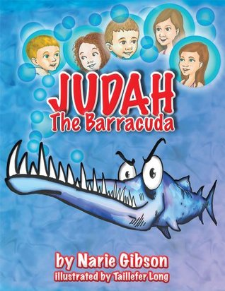 Judah the Barracuda  by  Narie Gibson