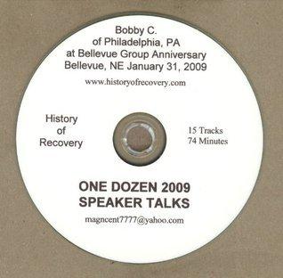 One Dozen Popular Alcoholics Anonymous Speaker Cds Twelve Discs in Set History of Recovery
