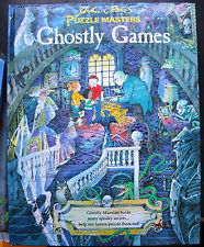 Ghostly Games John Speirs