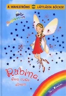 Rubina, den röda älvan (Regnbågsön, #1)  by  Daisy Meadows