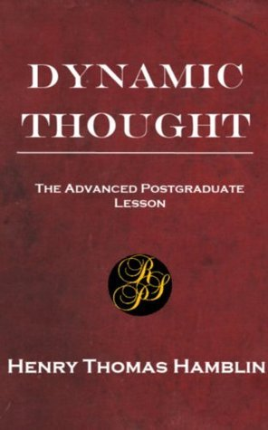Dynamic Thought Royal Stewart Publishing